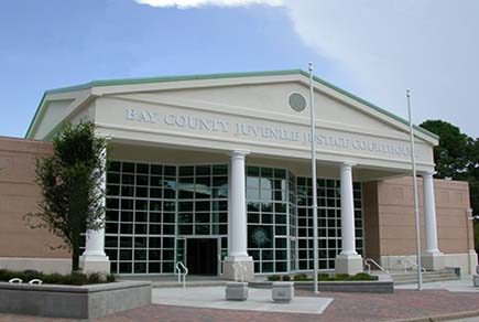 Bay County Juvenile Justice Facility